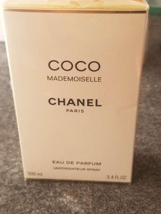 Perfume Coco Mademoiselle Chenel Paris