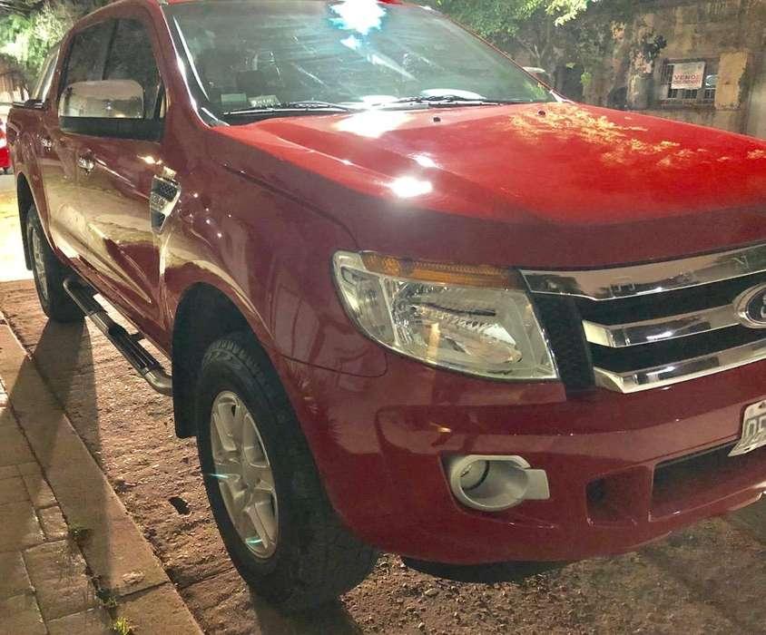 Ford Ranger 2014 - 60500 km