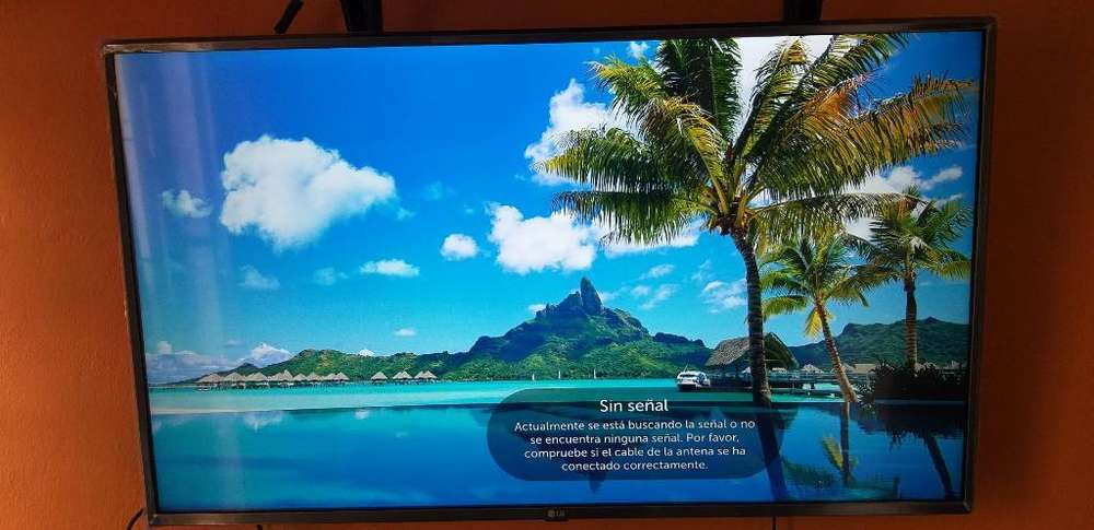 Vendo Tv Lg 4k Smart Uhd 43