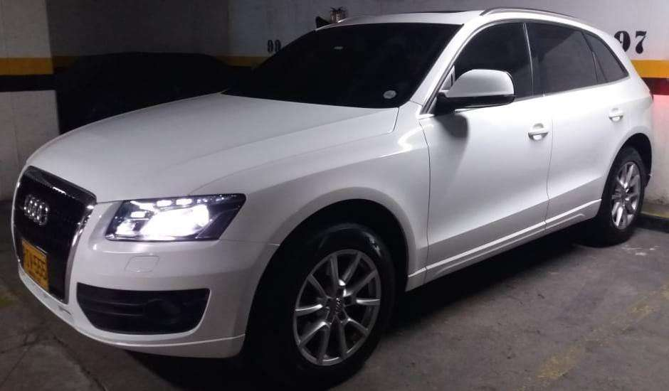 <strong>audi</strong> Q5 2012 - 41500 km
