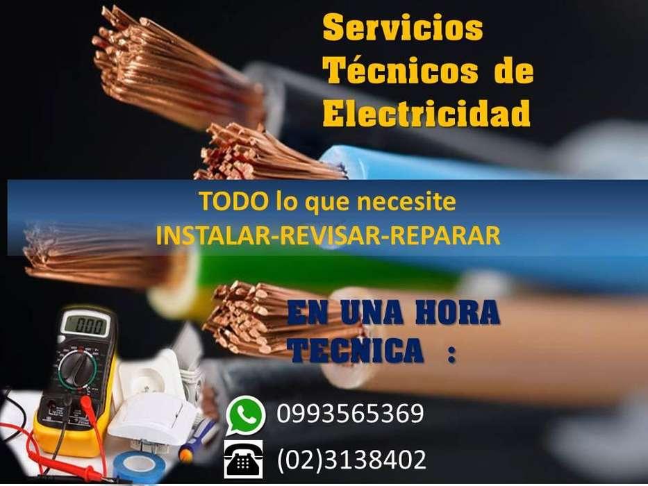 Instalaciones eléctricas domiciliarias Electricista