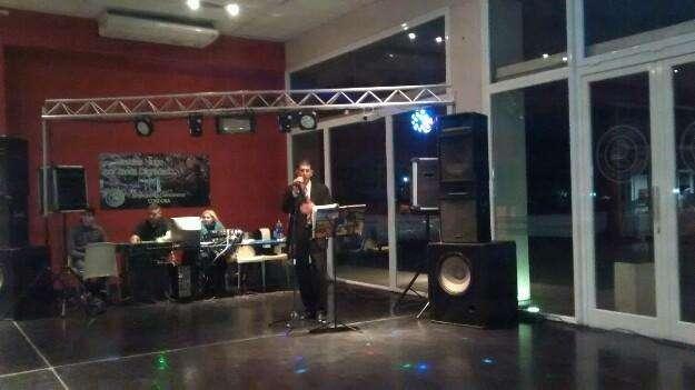 Sonido E Iluminación Promo 4500