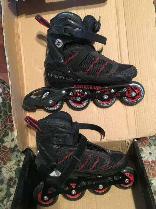 Rollers dos In Line