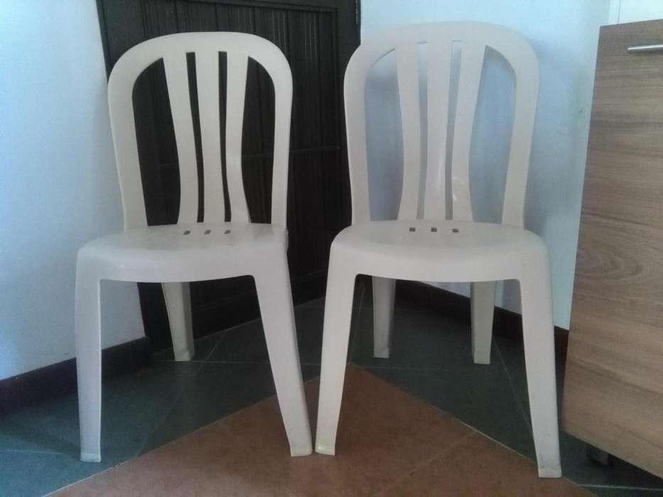 Ganga: resistentes y duraderas sillas plásticas