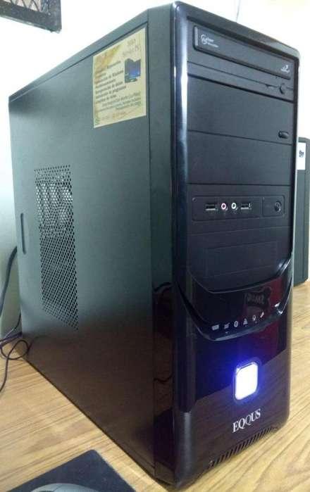 EXCELENTE PC DDR3 CON WIFI MUY COMPLETA, APTA DISEÑO GRÁFICO. CON SALIDA HDMI, DVI Y VGA. VENDO EN LA PLATA 12.500