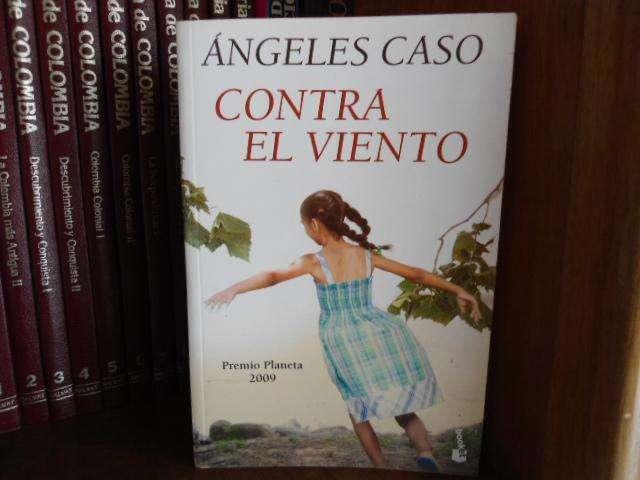 Ángeles Caso: Contra el viento