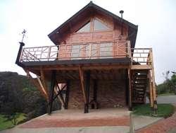 Casas y cabañas en madera, diseño y construcción.