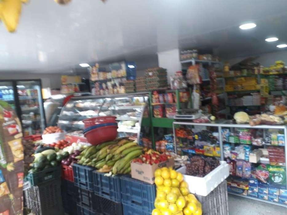 salsamentaria fruver y supermercado esquinero