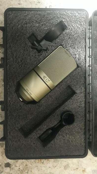 Vendo Microfono Condensador Mxl 990