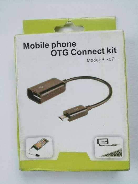 Conector de Usb para Celular