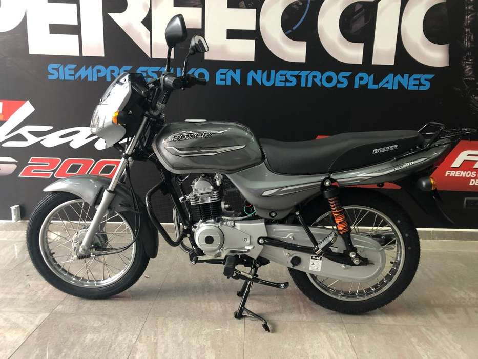 BAJAJ BOXER CT100 <strong>nueva</strong> (TODO INCLUIDO)