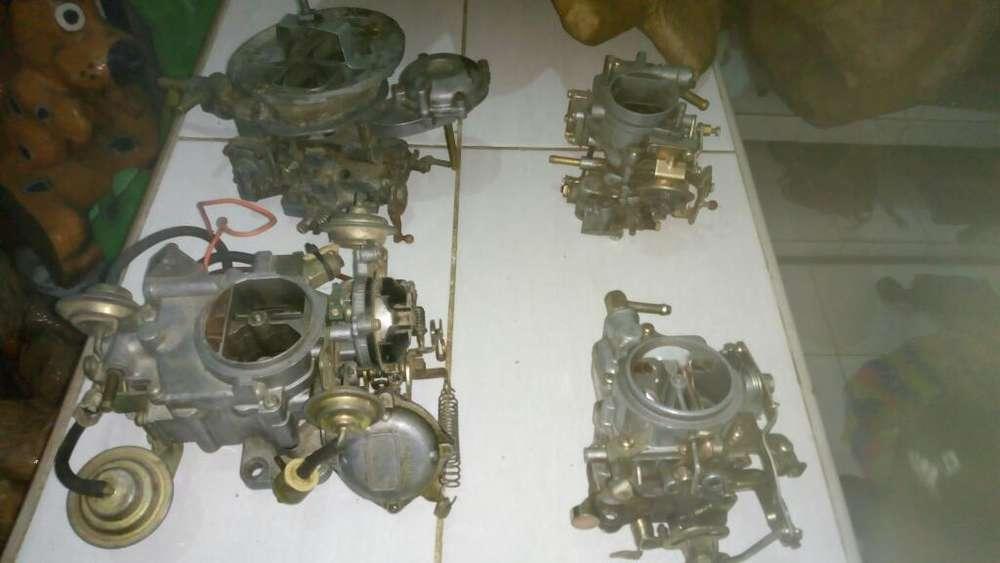 Carburadores Semi-nuevos