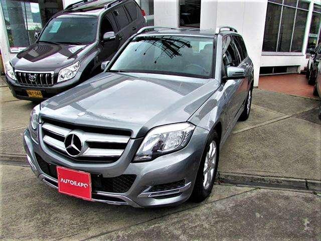 <strong>mercedes</strong>-Benz Clase GLK 2013 - 51000 km