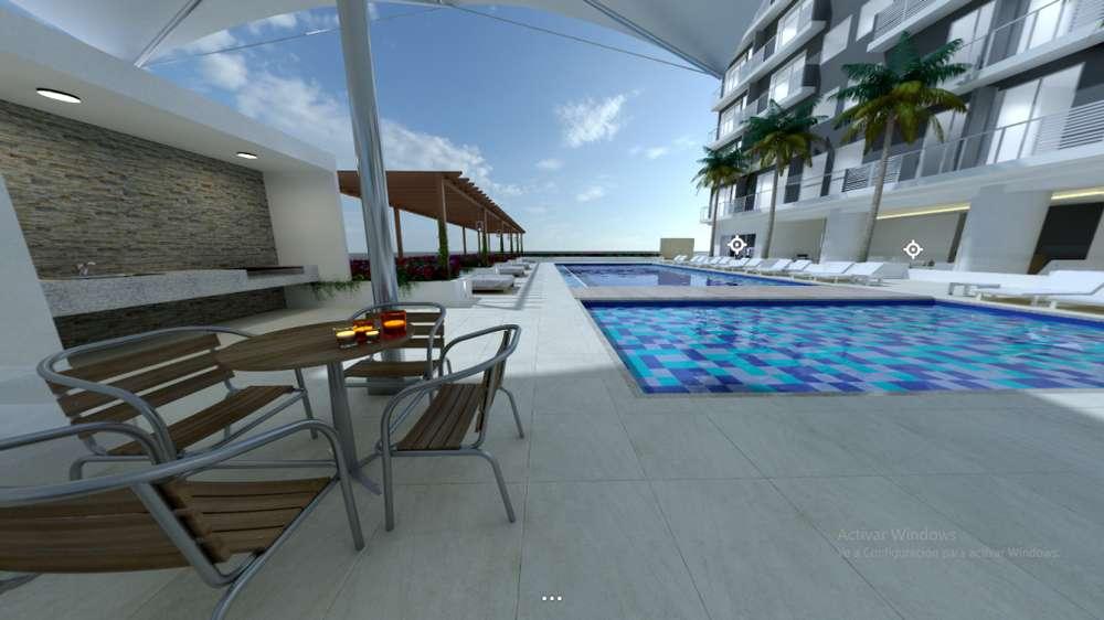 Vendo apartamento en 54 Park Cartagena, 5 piscinas - wasi_1347056