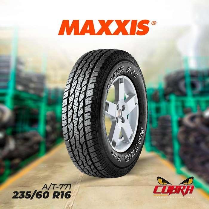 <strong>llantas</strong> 235/60 R16 MAXXIS