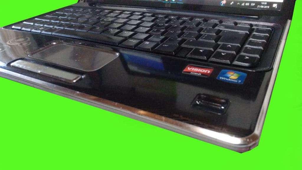 "Notebook Hp Pavilion Dv4 -hdd 320gb-4gb-led 14"" Excelente"