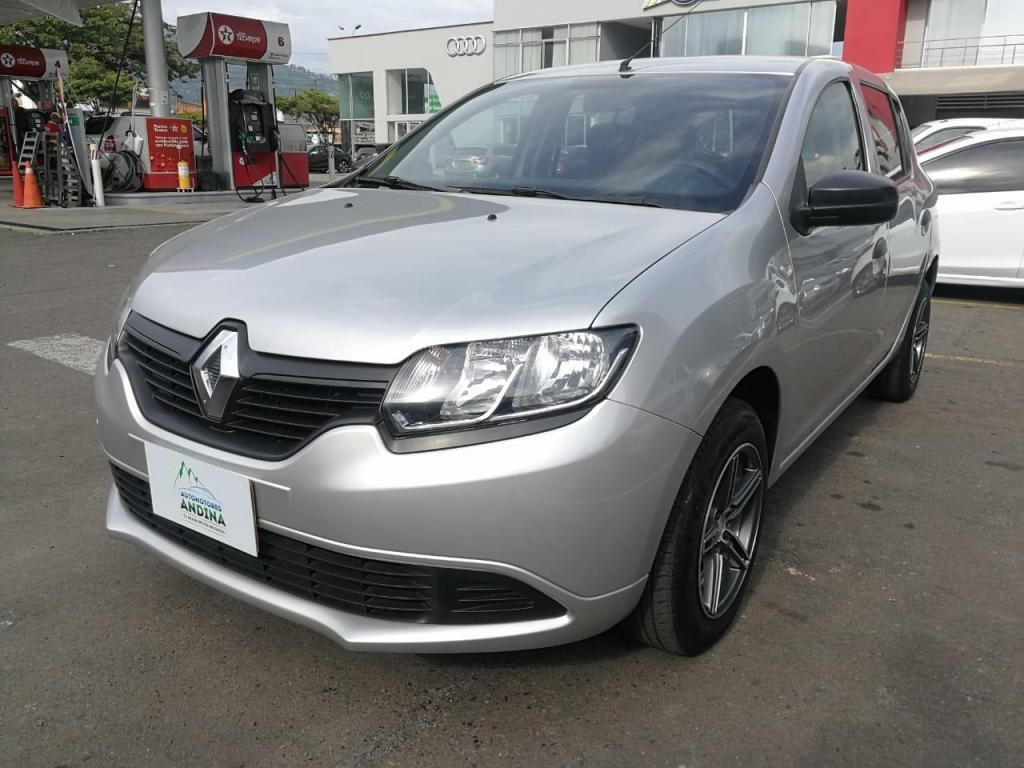 Renault Sandero  Authentique 2016 Mecanica 1.6 344