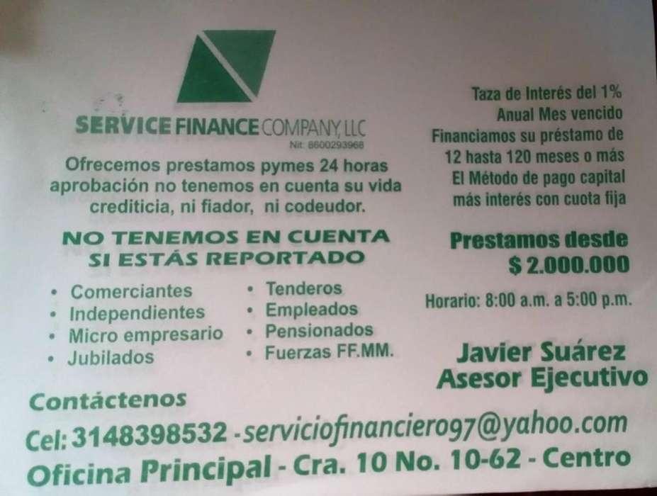 Solicita Tu Préstamo Servicios Financier