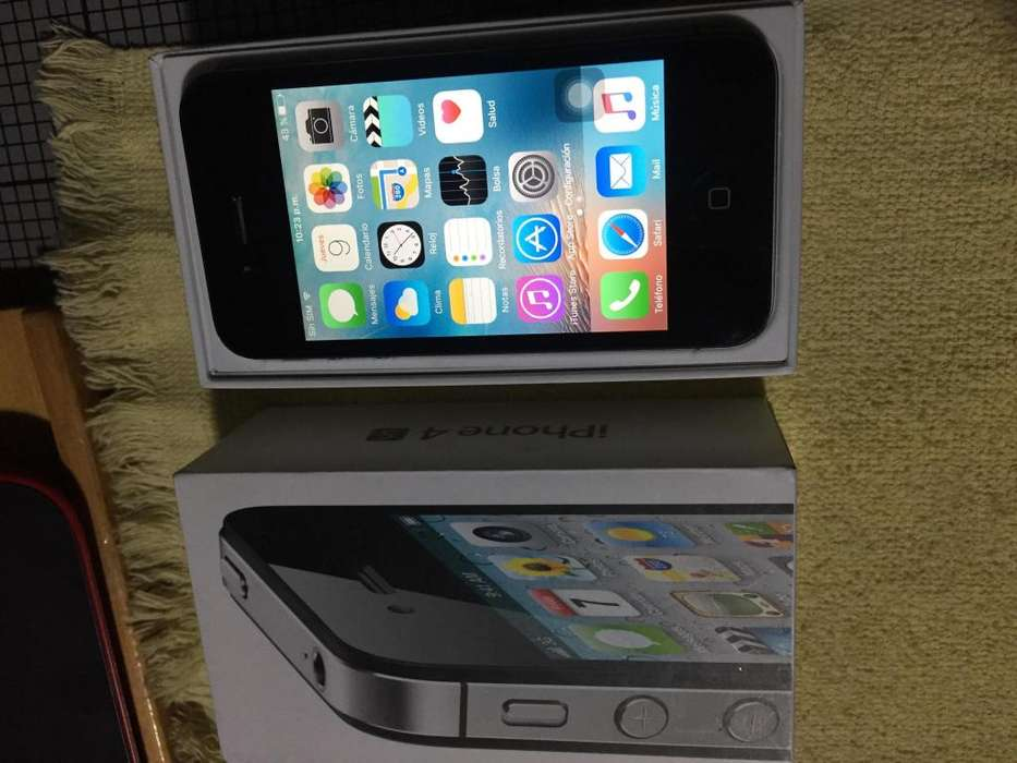 GANGA¡¡ iPhone 4s 16gb Liberado¡¡