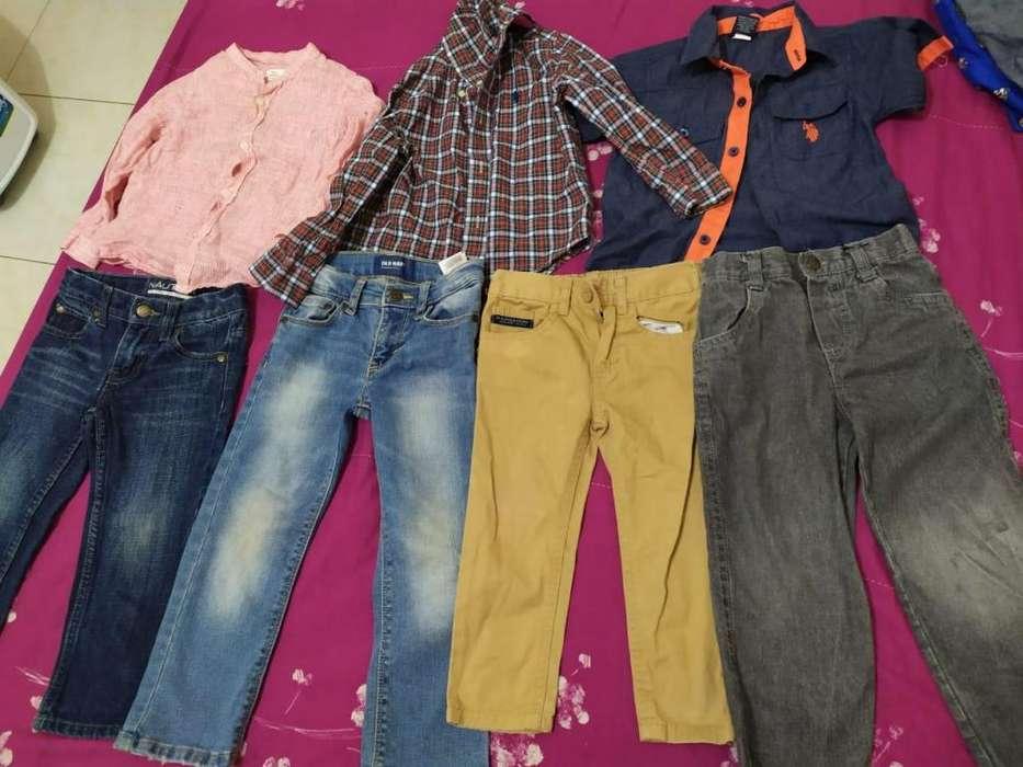 <strong>ropa</strong> para niño