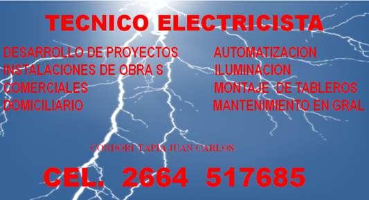 ELECTRISISTA 2664 517685