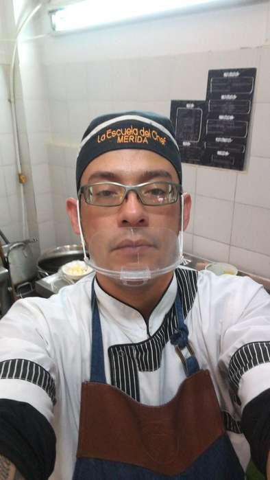 Venezolano Cocinero Busco Empleo