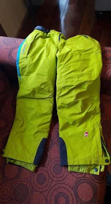Pantalon Ansilta T.8