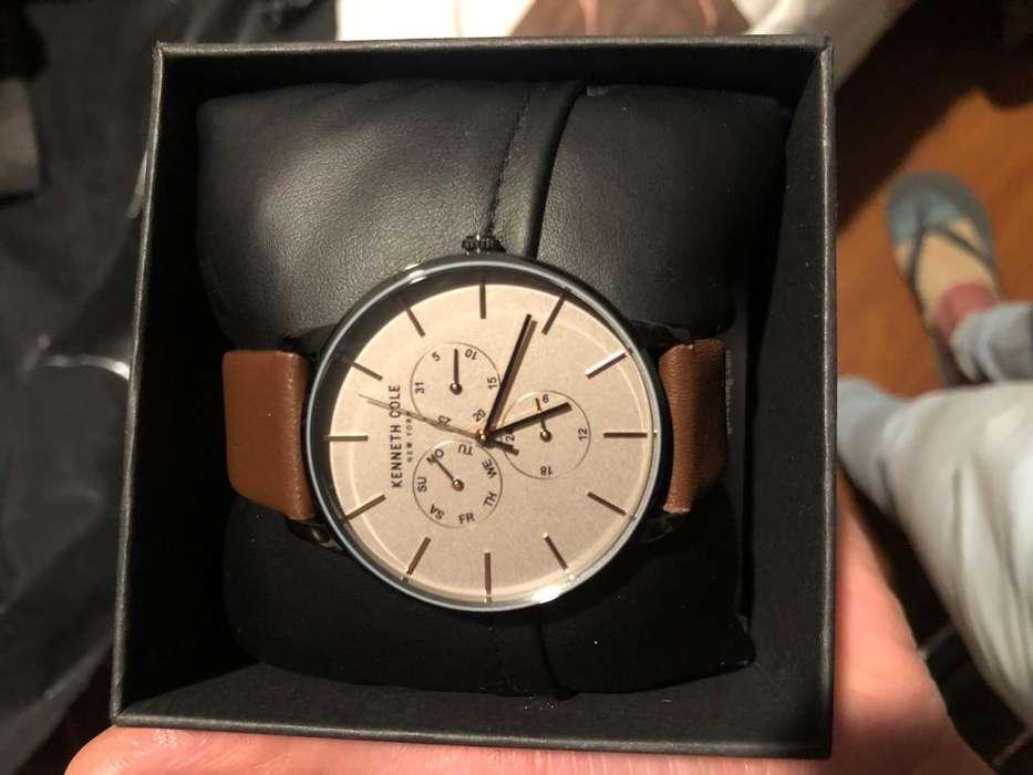 Reloj kenneth cole nuevo y original 140