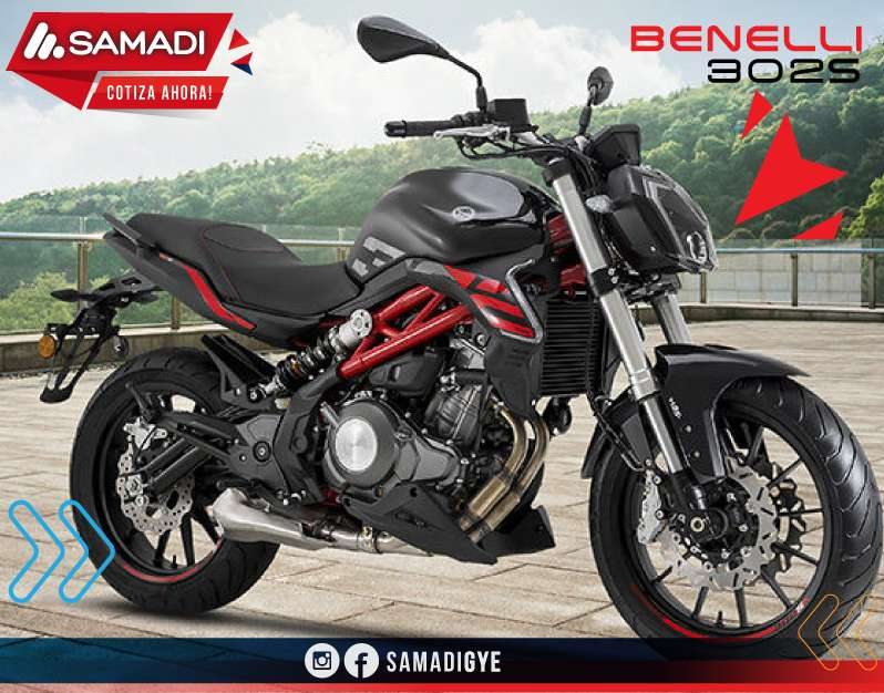BENELLI 302S GUAYAQUIL PROMOCION