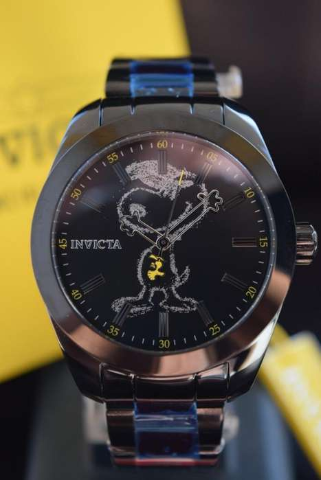 Reloj Suizo Invicta Edicion Especial