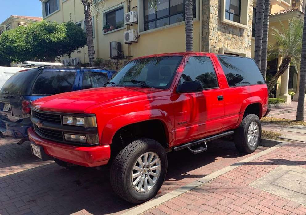 Chevrolet Tahoe 1996 - 0 km