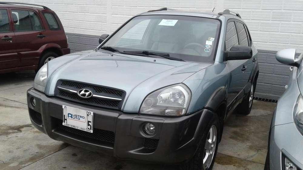 Hyundai Tucson 2007 - 133736 km