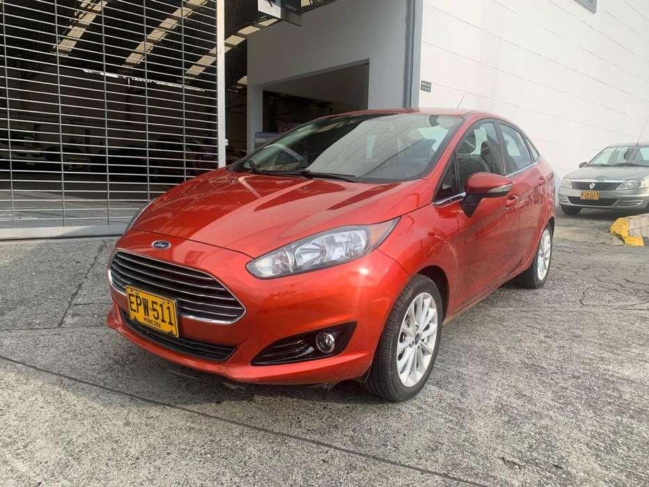 Ford Fiesta  2018 - 0 km