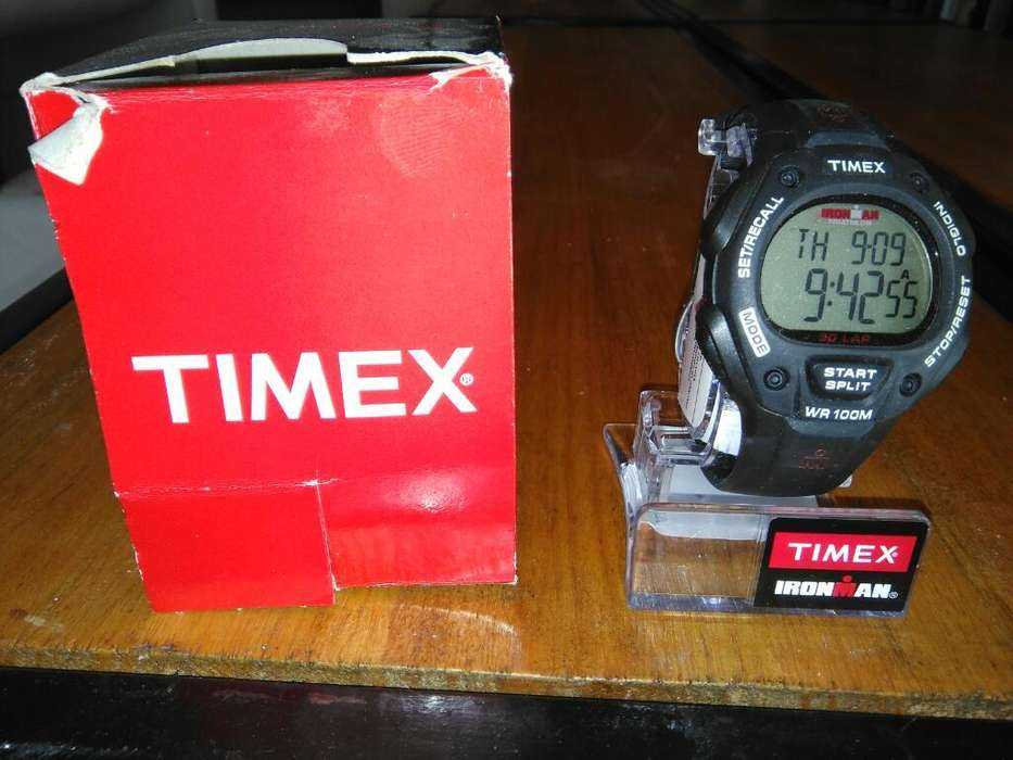 733ec88f03be Reloj  strong timex  strong  Ironman Nuevos