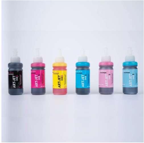 Tinta Para Epson - Art-jet Comercial 600ml