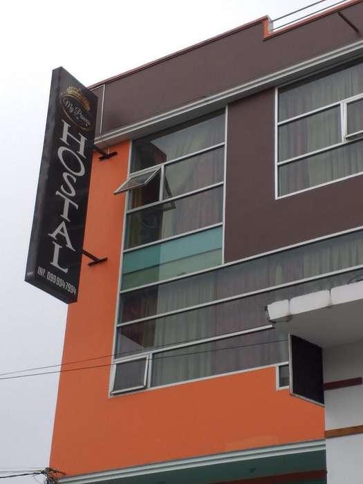 Vendo <strong>hostal</strong> Restaurante Funcionando 10