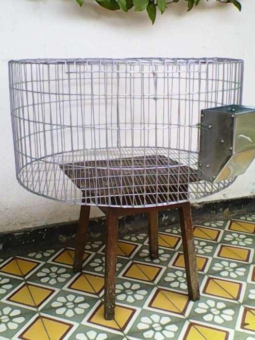 Fabricación de criadoras y jaulas para todo tipo de animales