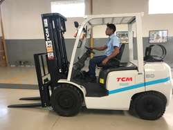 MONTACARGAS TCM SMART 3 TON