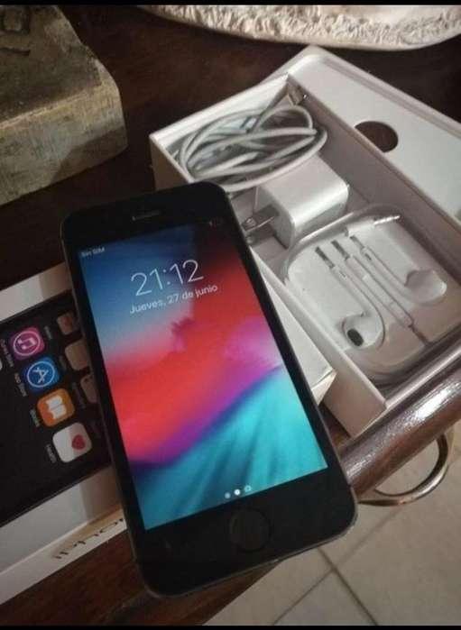 Vendo iPhone 5S 16 Gb Completo en Caja