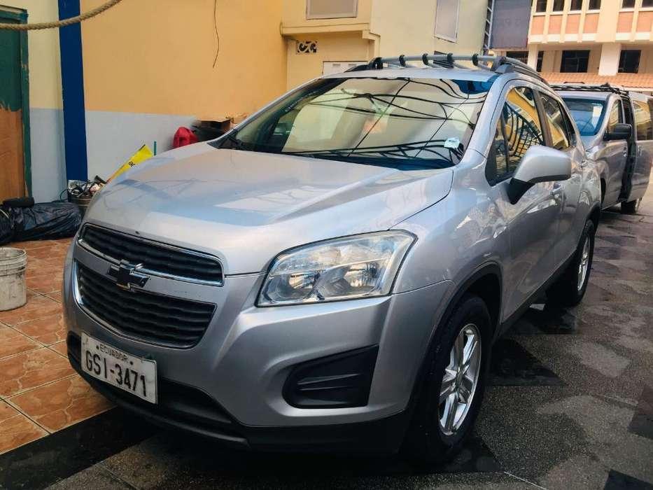 Chevrolet Tracker 2014 - 137072 km