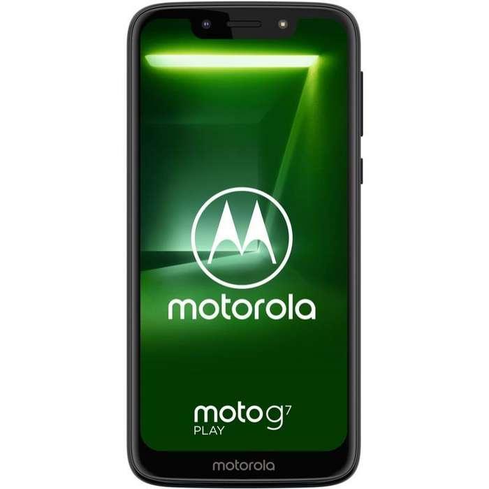 Motorola G7 XT19624 Dual SIM 64GB de 6.2 12 5MP / 8MP OS 9.0
