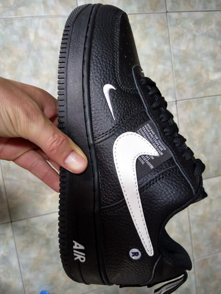 Nike Force Negros Zapatos Air One Quito nkXN08wOP