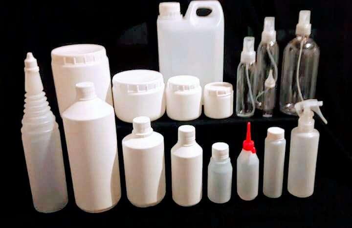 Envases Plásticos 100 Material Virgen