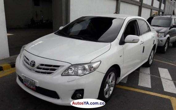 Toyota Corolla 2012 - 46000 km