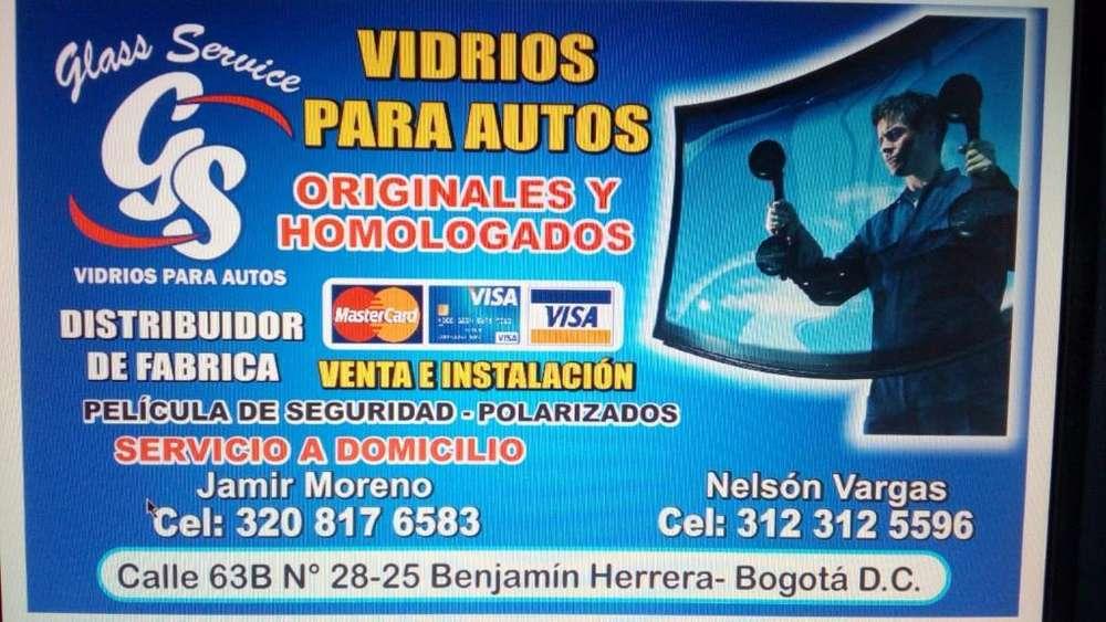 Glass Service Vidrios Autos