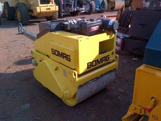 Rodillo de compactación BOMAG BW 75H
