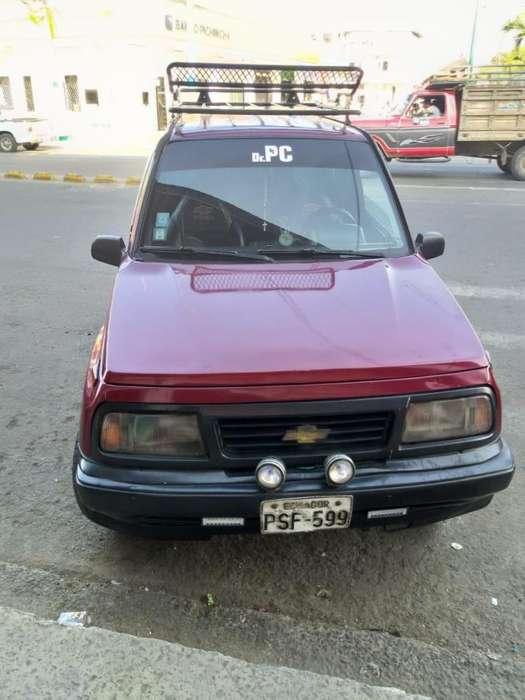 Chevrolet Vitara 1996 - 64208 km