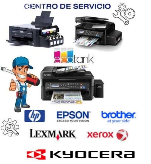 Reparacion de Impresoras y Fotocopiadoras Presupuesto sin cargo
