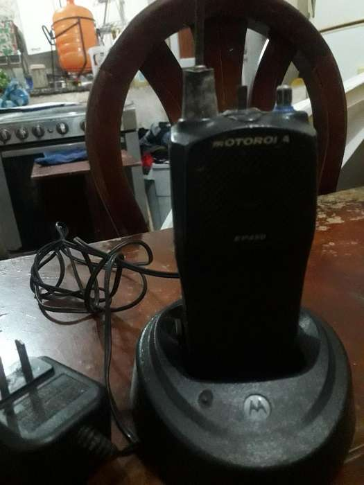 Amplificadosr Mas Parlante Y Radio Motor