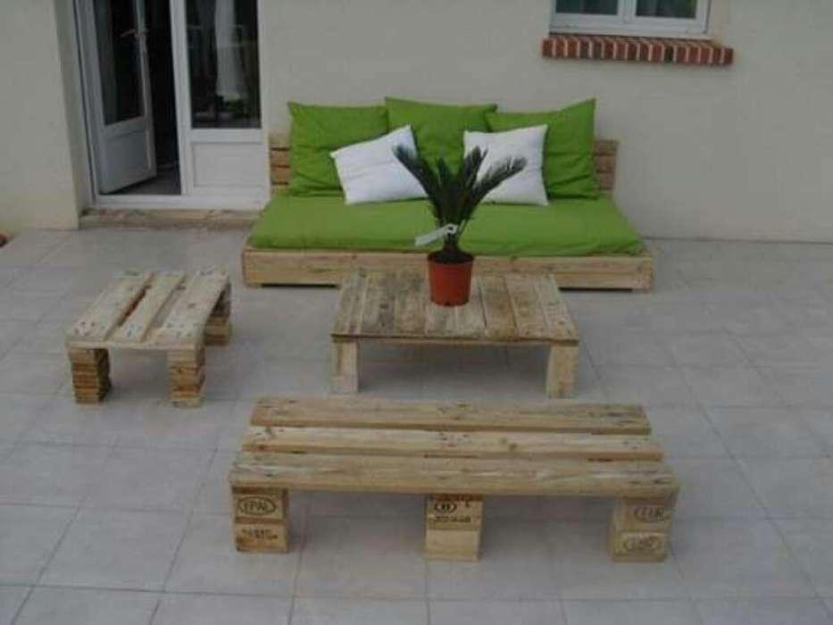 Muebles de Palets por Encargue